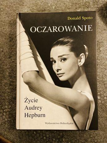 Donald Spoto - Oczarowanie , Życie Audrey Hepburn