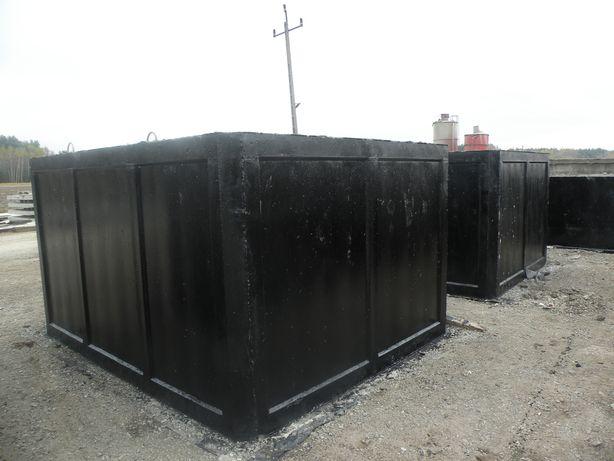 Szambo szamba betonowe zbiorniki szczelne 12m3