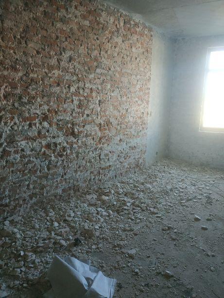 Демонтаж и монтаж стены штукатурки плитки резка проёмов Штробления и т