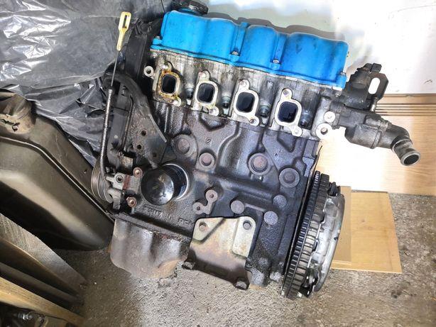 Silnik chevrolet aveo/kalos B12S1, kompresor, kolektor, alternator