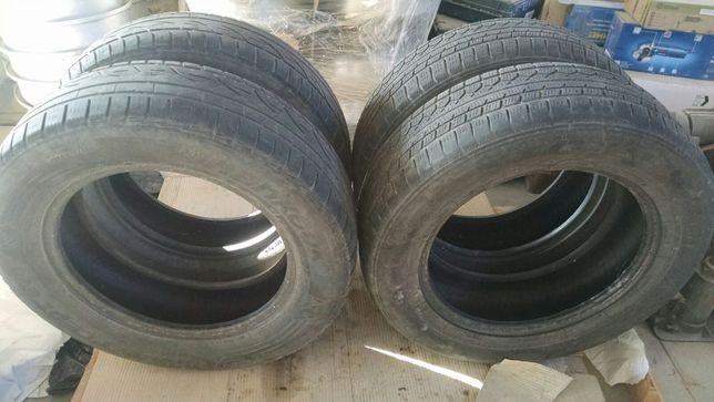 Зимова резина, шини Toyo i Hankook 225/65 R17