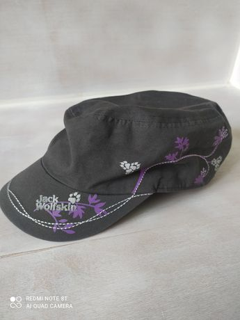 Жіноча кепка Jack Wolfskin