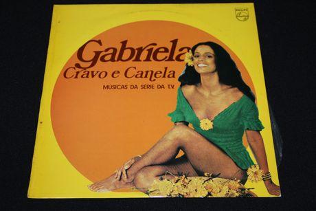 LP gabriela - Cravo e Canela - Philips