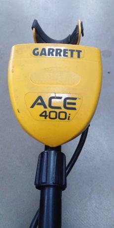 Металлоискатель ACE 400I металошукач Garrett металлодетектор