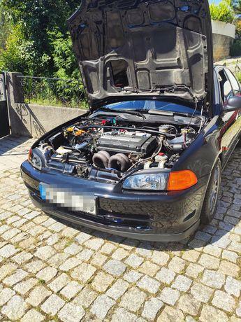 Honda eg9 Vti Turbo