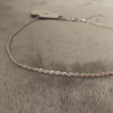 Новое женское ожерелье колье-чокер цепочка на шею