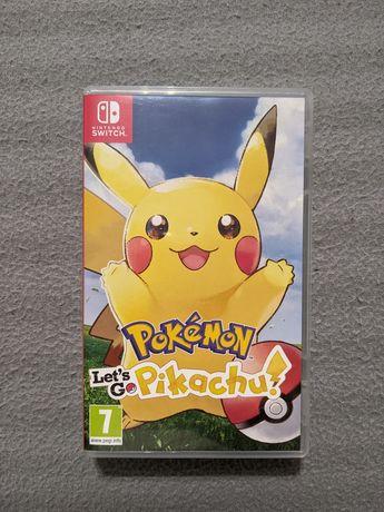 Jogo Switch - Pokémon Let's Go Pikachu!
