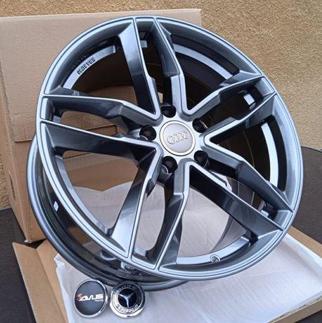 NOWE r18 5x112 8j AUDI A3,A4,A5,A6,Q3,Q5 b6,b7,b8,b9,c6,c7 Mercedes,Vw
