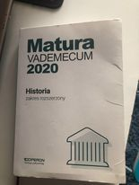 Matura Vademecum Z Historii zakres rozszerzony Operon Bytom - image 1