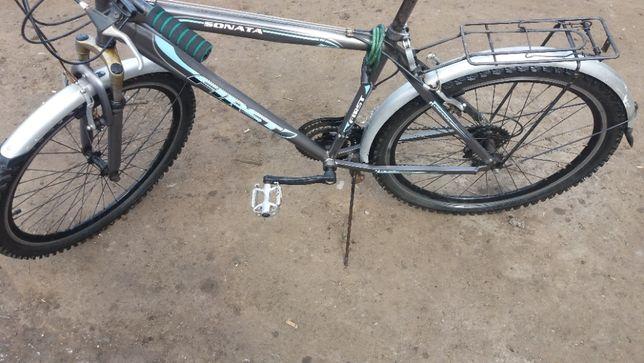"Продам велосипед sonata first 26"""