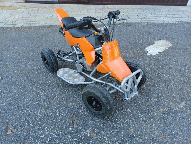 Mini    moto   4
