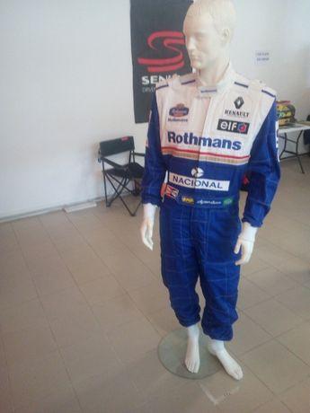 Fato Ayrton Senna 1985