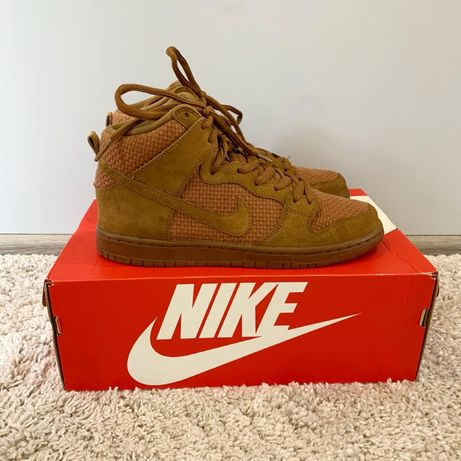 Кроссовки Nike Dunk High Pro 41 размер Jordan Force React