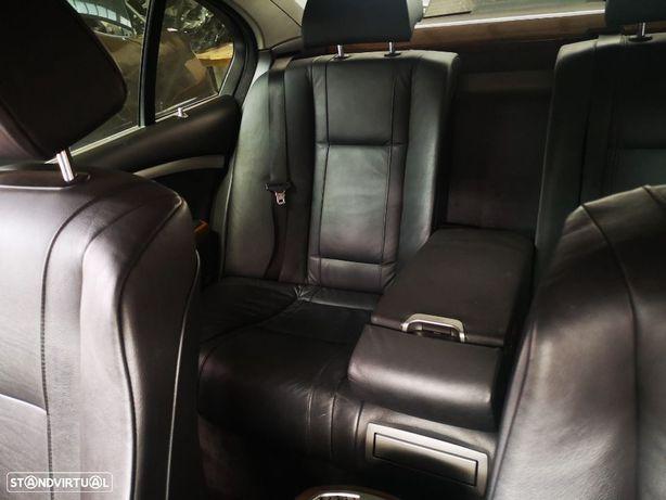 Bancos interior, consola central BMW7 E65 E66 2001-2008 (como novo)