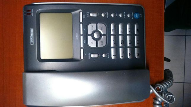 Telefon stacjonarny używany