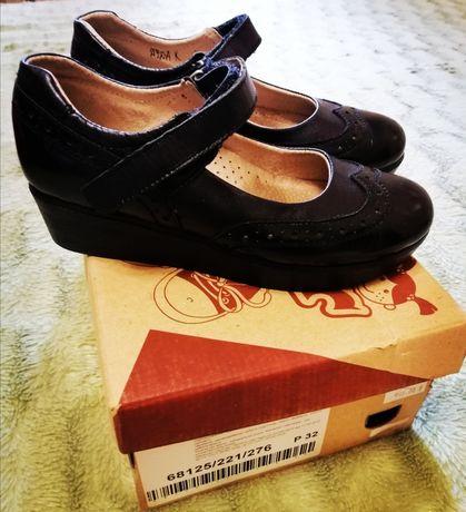 Туфли кожаные Bistfor