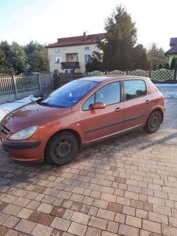 Peugeot 307, 1.6 klima