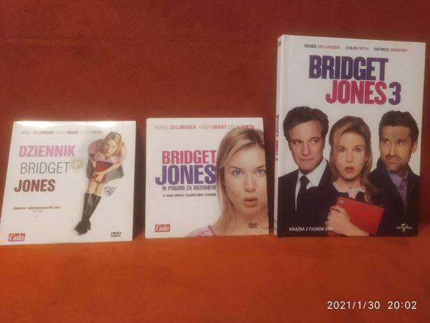 Bridget Jones DVD 3 części