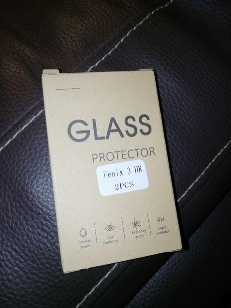 Protecção de vidro para Garmin Fenix 3 HR