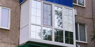 Балкон под ключ. Балконы с крышей. Лучшие цены в Херсоне