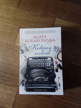 """""""Kolejny rozdział"""" Agata Kołakowska"""
