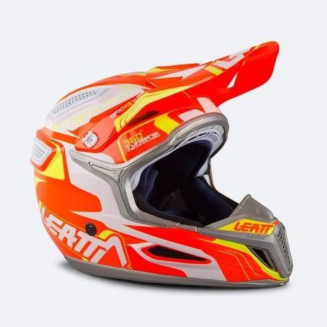 Nowy kask leatt gpx 5.5 (Fox, just1, airoh, alpinestars)