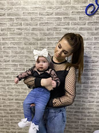 Фемели лук мама+дочка