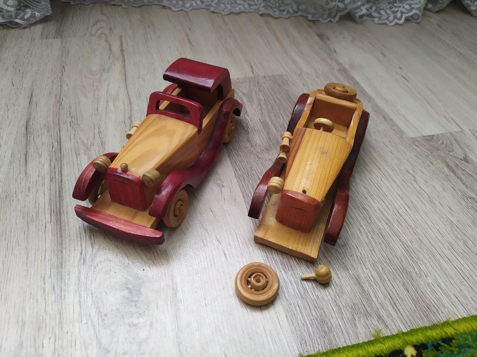 Машинки в масштабе 1:24 из дерева Умань - изображение 1