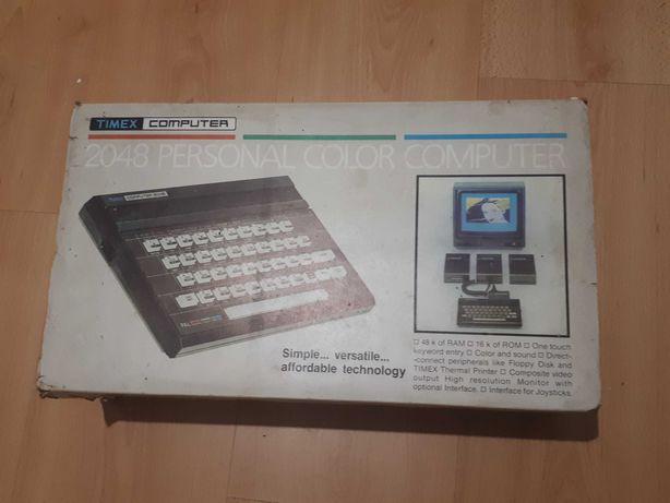 Timex 48k (similar ao Spectrum)