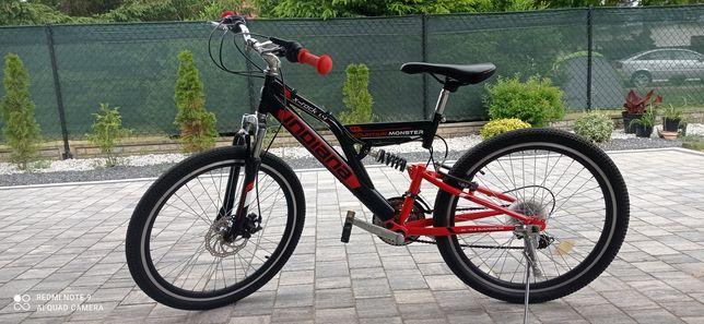 """Rower MTB Indiana x rock 1.4  24"""""""