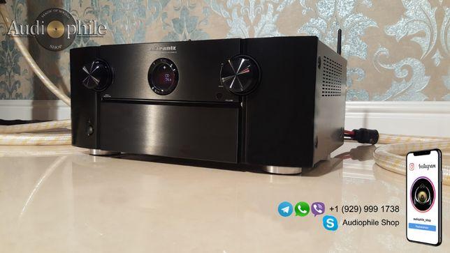 High-End AV-ресивер Premium класса MARANTZ 11.2 поддержка Dolby Atmos