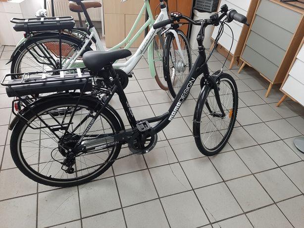 Nowy rower elektryczny mamodesign VENEZIA