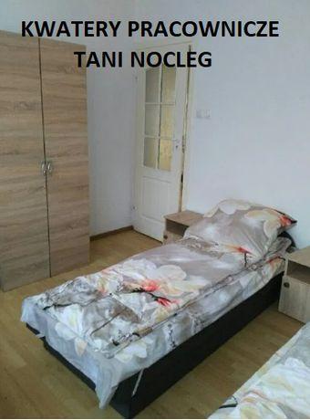 Pokoje dla pracowników, kwatery Tanio