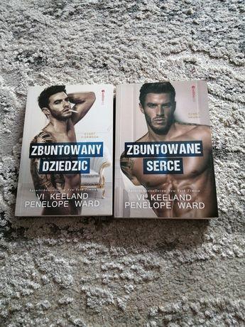 Komplet dwóch książek