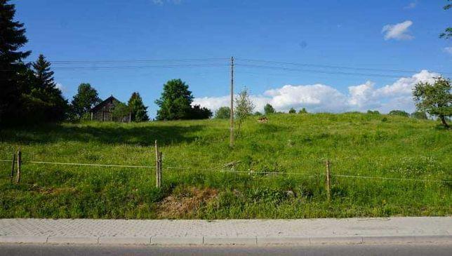 Działka budowlana w miejscowości Olszewo