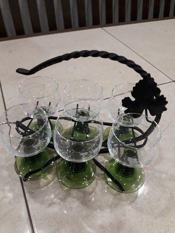 Набор бокалов ГДР винные