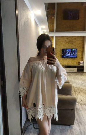 Платье, туника летняя