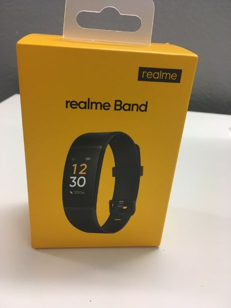 Opaska na rękę Realme Band 1 Black