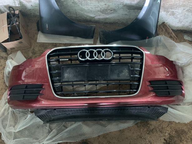 Бампер Audi a6 c7 a6 4g передний