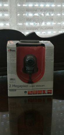 Webcam USB2 da TRUST