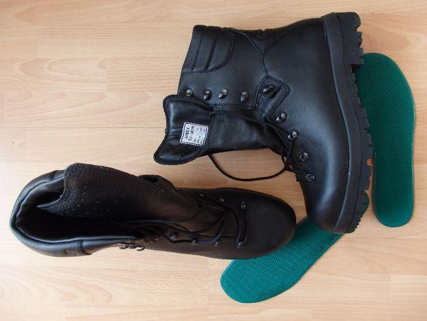 Buty wojskowe zimowe rozmiar 31