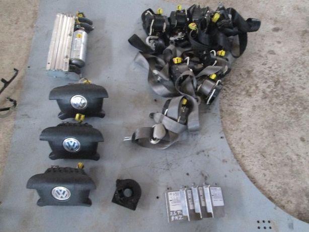 VW T5 t5 Т5 т5 Комплект безопасности AIRBAG Подушка Ремни Сенсор Лента