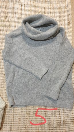 Sweter Carry gruby m