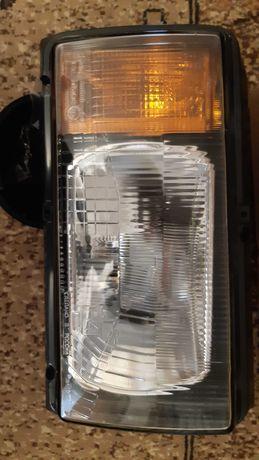 Блок-фара на ВАЗ 2107