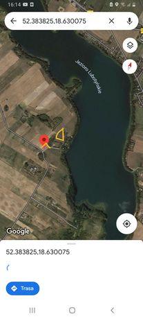 Sprzedam działkę rolno budowlaną 12.5ar blisko jeziora lubotyńskiego