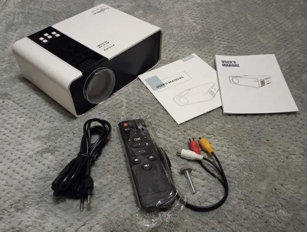 Rzutnik projektor LED HD Android WIFI HBO Netflix Miracast Bluetoot