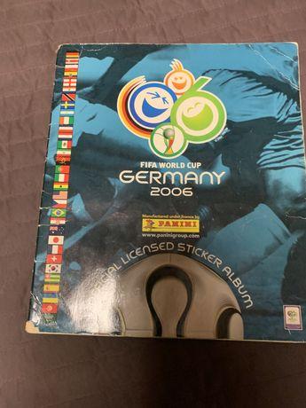 Caderneta Mundial 2006