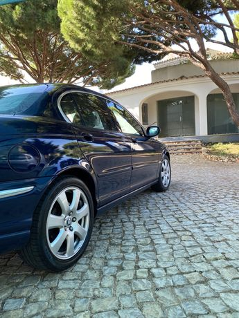 Jaguar X type em estado impecavel