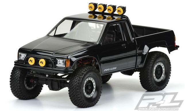 Toyota Hilux SR5 1985 karoseria Proline 313mm Axial
