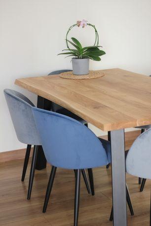 STÓŁ DĘBOWY na wymiar stół drewniany producent meble na lata loftowe